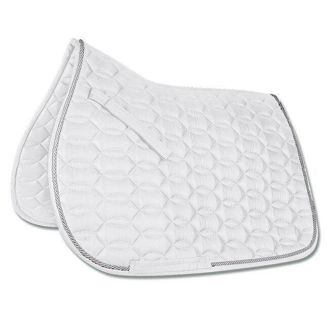 Waldhausen Ancona Dressage Saddle Pad, White image number null