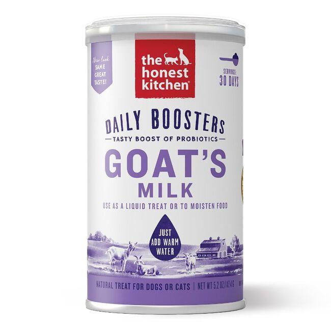 Honest Kitchen Instant Goat's Milk Probiotics 5.2oz image number null