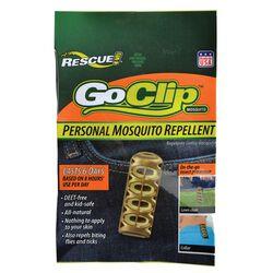 Rescue GoClip Mosquito, Biting Flies and Tick Repellent