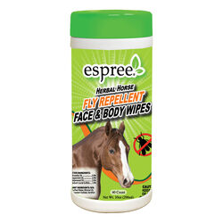 Espree Herbal Fly Repellent Wipes for Horses