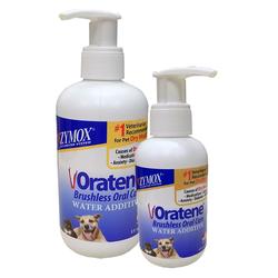 Zymox Oratene Water Additive Breath Freshener for Cats & Dogs
