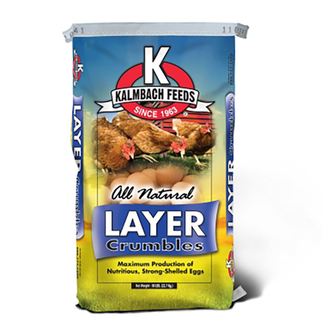 Kalmbach 16% Layer Crumbles image number null