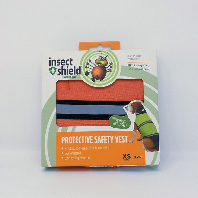 Insect Shield Pet Safety Vest image number null