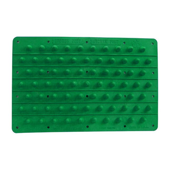 Itchin' Post Animal Grooming Pad - Green image number null