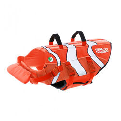 Outward Hound Fun Fish Dog Life Jacket