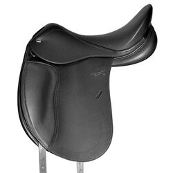 Tekna S Line Smooth Dressage Saddle