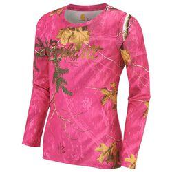 Carhartt Force® Pink Realtree Xtra® Tee Shirt