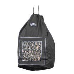 Shires Deluxe Hay Bag Black
