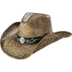Bullhide Tennessee River Straw Hat