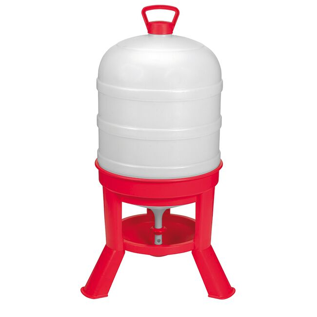 Miller Dome Poultry Waterer - 10 Gallon image number null