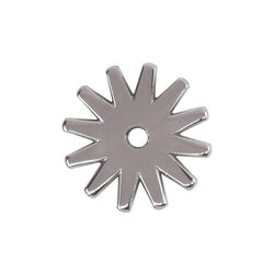 12 Point Replacement Rowel Stainless Steel