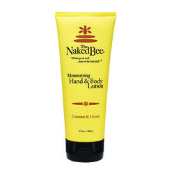 Naked Bee Coconut and Honey Moisturizing Hand and Body Lotion