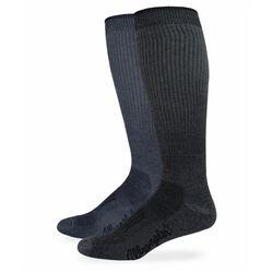 Wrangler Men's Ultra Dri Over The Calf Boot Sock