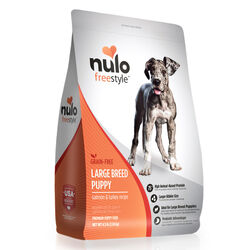 Nulo FreeStyle High-Meat Kibble For Large Breed Puppies Salmon & Turkey Recipe