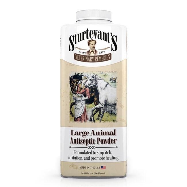 Sturtevant's Veterinary Antiseptic Powder  image number null