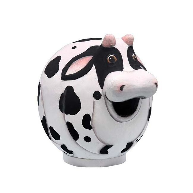 Cow-Gourd Bird House  image number null