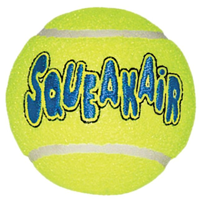 KONG AirDog Squeakair Ball image number null