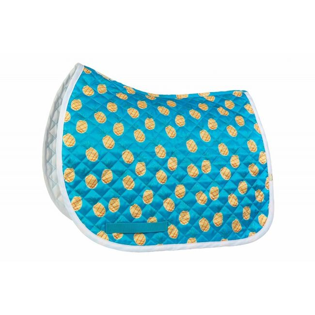 Union Hill Printed Baby Pads - Pineapples image number null