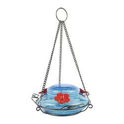 Hummingbird Feeder Top Fill - Blue