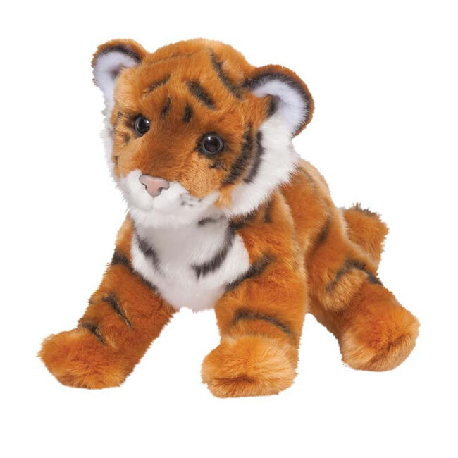 Douglas Pancake Bengal Tiger Cub Toy image number null