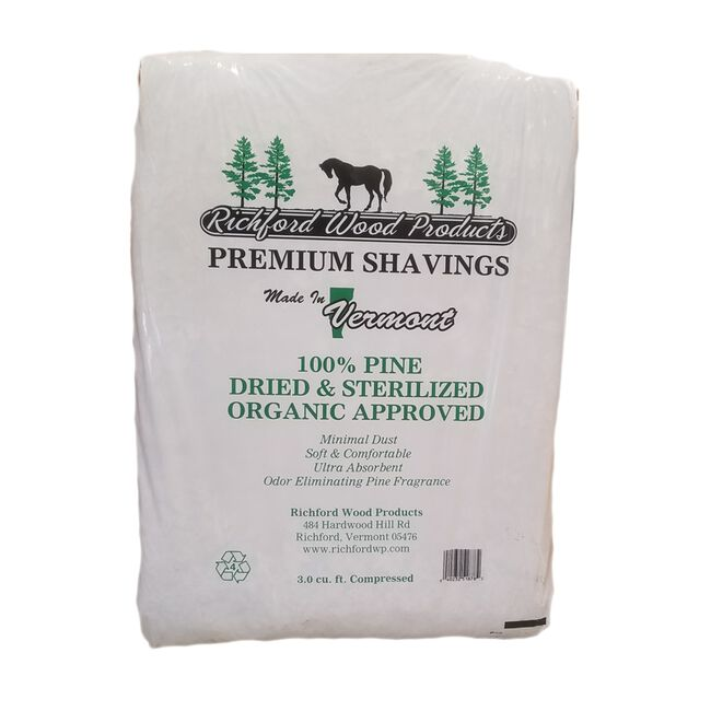 Richford Wood Products Vermont Pine Shavings  image number null