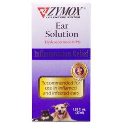 Zymox Ear Solution w/ .5% hydrocortisone