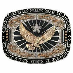 Montana Silversmiths Dynamite Soaring Eagle Buckle