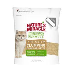 Nature's Miracle Premium Clumping Corn Cob Cat Litter