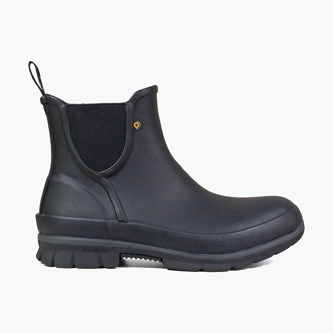 Bogs Amanda Plush Insulated Boots-Black-6 image number null