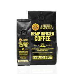 Colorado Hemp Honey Hemp Infused Coffee