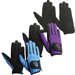 TuffRider Kids' Performance Riding Gloves