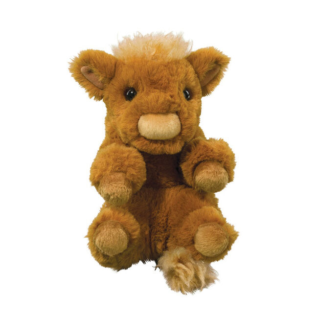 Douglas Baby Highland Cow Lil' Handful image number null