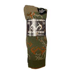 Wrangler Realtree Camo Socks for Men