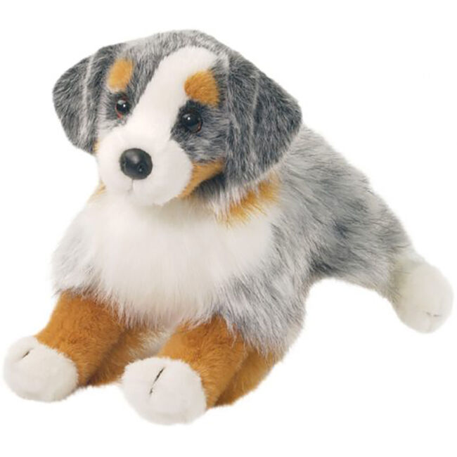 Douglas Sinclair Australian Shepherd Plush Toy image number null