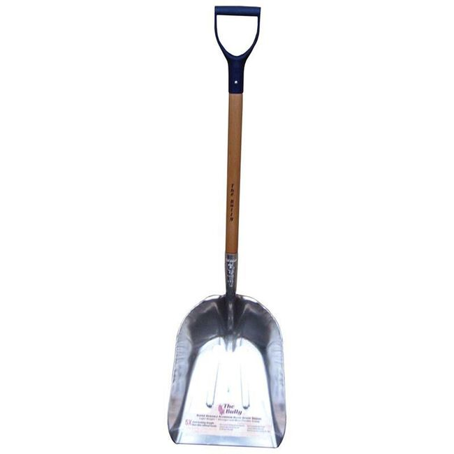 Bully Scoop Shovel w/ D Handle Grip image number null