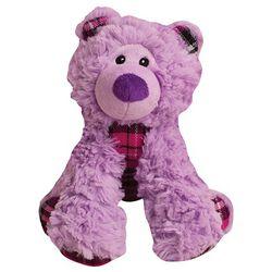 """SnugArooz Plush Dog Toy - Bella the Bear 11"""""""