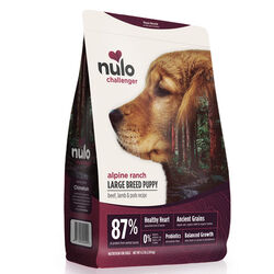 Nulo Challenger High-Meat Kibble For Large Breed Puppy Beef, Lamb & Pork