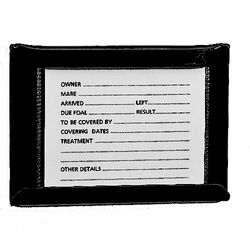 Stallmate Card Holder Large Black