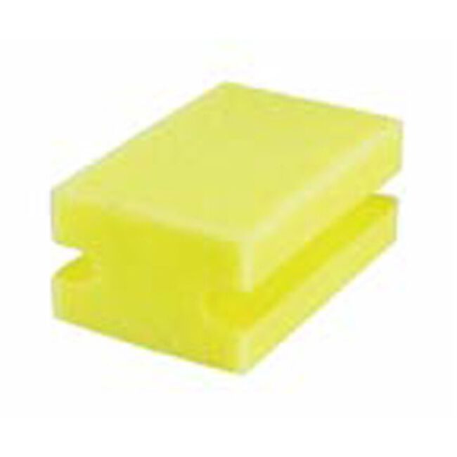 Tail Tamer Oval Tack Sponge image number null