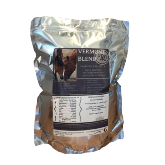Vermont Blend Pro Forage Balancer w/ Digestive & Hoof Support image number null