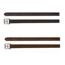 Perri's Professional Lined Stirrup Leathers