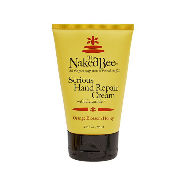 Naked Bee Serious Hand Repair Cream, Orange Blossom image number null