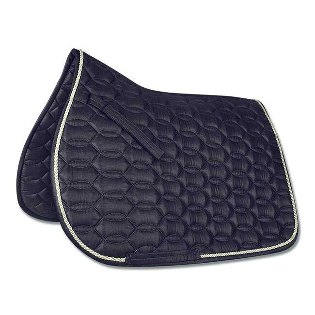 Waldhausen Ancona Dressage Saddle Pad, Night Blue image number null