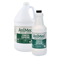 AniMed with Hemp Comega Supreme for Dogs and Horses