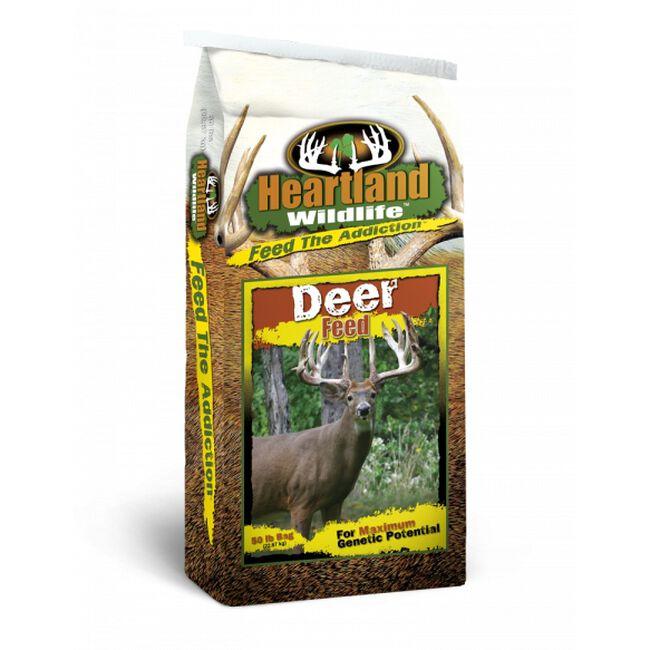 Kalmback Autumn Harvest Wild Deer Feed - 50lbs image number null