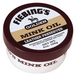 Fiebing's Golden Mink Oil Leather Preserver