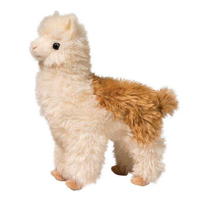Douglas Alice Alpaca Plush Toy image number null