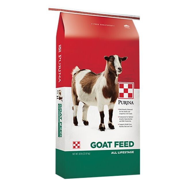 Purina Goat Chow image number null