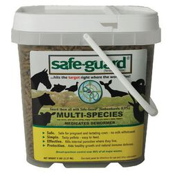 Safe-Guard Medicated Dewormer: Multi-Species
