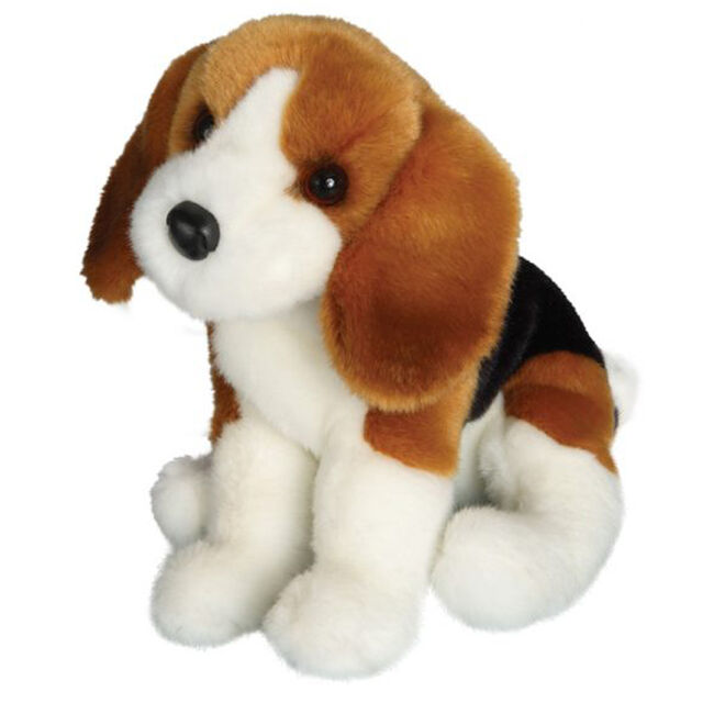 Douglas Balthezar Beagle Plush Toy image number null